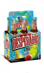 Bière aromatisée tequila Desperados Lime