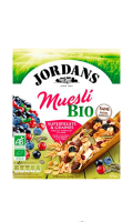 Muesli Bio Superfruits Jordans