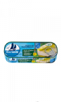 Filets de Maquereaux MSC Huile d'Olive Vierge Extra & Herbes de Provence Petit Navire