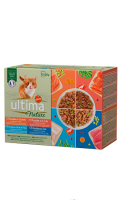 Ultima Nature chat multipack poissons