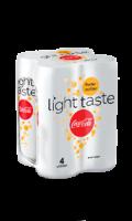 Coca-Cola Light Exotic Mango