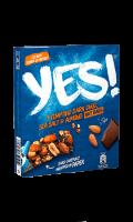 Barres YES! Chocolat Noir & Pointe de Sel