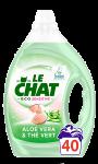Lessive Eco Sensitive Liquide Le Chat Aloe Vera & Thé Vert