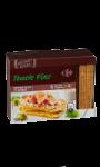 Toasts fins saveur olive et herbes Carrefour