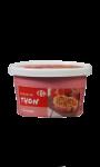 Rillettes de thon à la tomate Carrefour