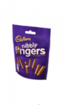 Nibbly Finger Cadbury