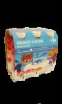 Yaourts à boire panaché 6x180g Carrefour