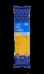 Spaghetti Pâtes d'Alsace Carrefour