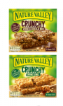 Barres de céréales Crunchy Nature Valley