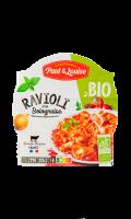 Ravioli à la bolognaise Paul & Louise