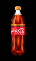 Soda zero sucre Pêche Coca-Cola