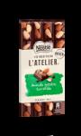 Chocolat noir amandes entières Torréfiées Nestlé