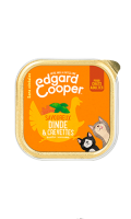 Pâté pour chats dinde & crevettes Edgard & Cooper