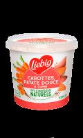Soupe carottes, patate douce & cumin Liebig