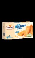 Mini brownies blanc St Michel