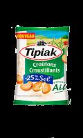 Croutons gout ail -25% de sel Tipiak