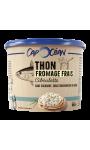 Tartinable Thon Fromage Frais & Ciboulette Cap Océan