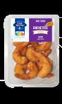 Crevettes panés Cité Marine