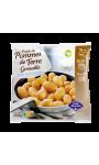 Poêlée de pommes de terre grenaille au sel de Guérande Cité Marine