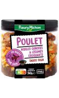 Cook'in Jar Poulet nouilles chinoises Fleury Michon