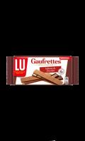 Gaufrettes Chocolat Noir Lu