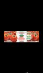Concentré de tomates Zéro* Résidu de Pesticides Panzani