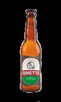 Bière blonde belge triple BIO Ginette