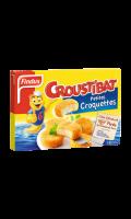 Petites Croquettes de poisson Croustibat