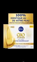 Crème jour anti-âge visage extra-nourrissante Q10 Nivea