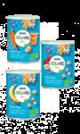 Céréales soufflées bio NutriPops Naturnes Nestlé
