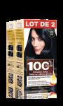 Coloration crème cheveux foncés 100% color x2 Garnier