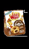 Donuts cœur chocolat et noisette WHAOU!