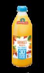 Jus d'oranges pressés et eau d'érable -30% de sucre Andros