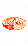 Fromage ovale extra fondant President