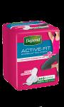 Depend Active Fit serviettes absorbantes Femme - Normal