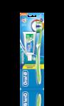 Brosse à dents Complete 5 zones Medium + Echantillon Oral-B Complete Bain de Bouche
