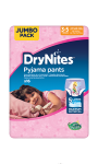 DryNites fille 3-5 ans, 16-23 kg Huggies