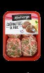 Crépinettes de porc Madrange