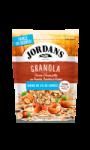 Granola Flocons d'avoine amandes, noisettes, graines Jordans