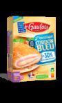 L'escalope Cordon Bleu -30% de matières grasses Le Gaulois