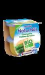 Repas bébé courgette pomme de terre bio NaturNes Nestlé