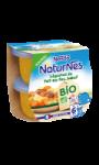 Repas bébé Légumes du pot au feu Boeuf NaturNes Nestlé