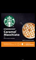 Café en capsules Capuccino Starbucks