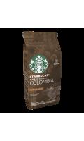 Café Moulu Medium Colombia Starbucks