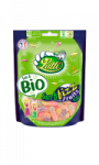 Bonbons Surfizz Fruits Bio Lutti