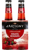Apéritif pétillant fruits rouges sans alcool D'Artigny