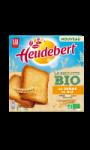 Biscottes Bio au germe de blé Heudebert