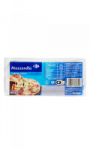 Mozzarella spécial cuisine Carrefour