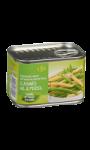 Duo haricots verts et beurre extra-fins, cuisiné Ail et Persil Carrefour
