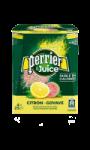 Boisson gazeuse citron goyave Perrier